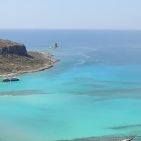 Balos and Gramvousa boat